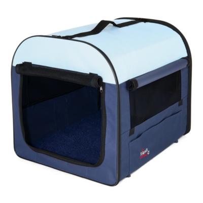 Trixie utazó box kék d524933c31