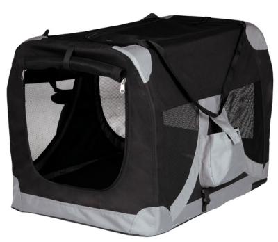 Trixie fémvázas sátor fekete szürke 4815b04dc6