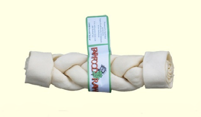 Farm Food Rawhide Dental Braid fogtisztító jutalomfalat (kb 20-21 cm )