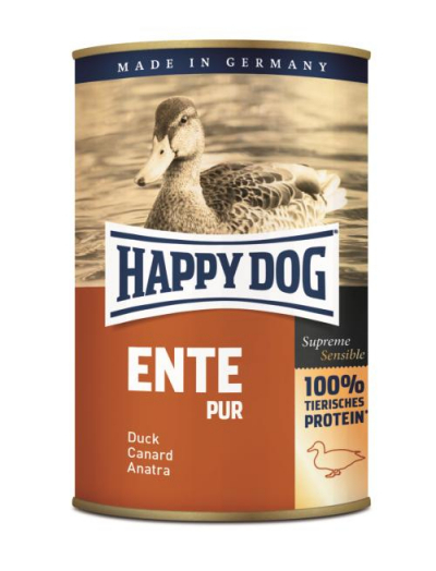 Happy Dog Ente Pur kutyakonzerv