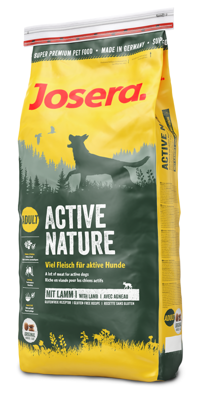 Josera Active Nature kutyatáp