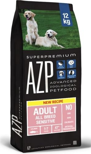 AZP Adult All breed Sensitive kutyatáp (12 kg )
