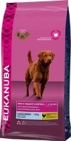 Eukanuba Adult Large Breed Weight Controll kutyatáp, táp kutya, kutyaeledel