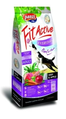 Panzi Fit Active Everyday Adult kutyatáp, táp kutya, kutyaeledel