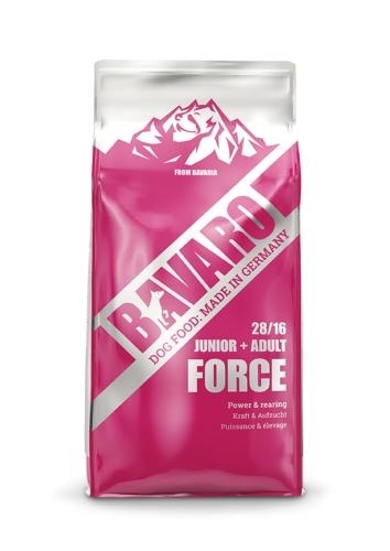 Bavaro Junior + Adult Force kutyatáp