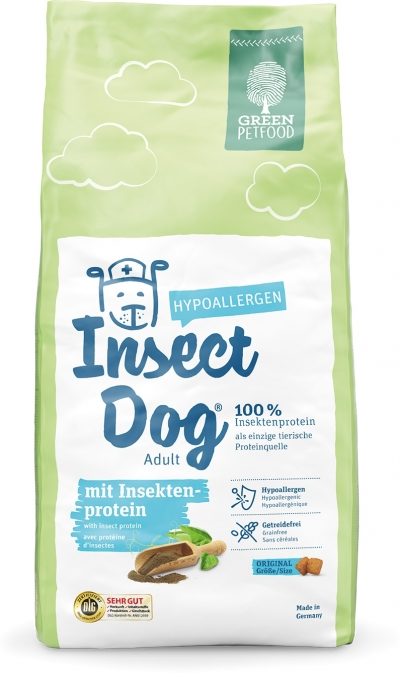 Green Petfood Veggie Dog Light kutyatáp