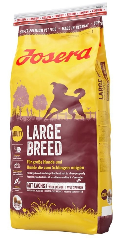 Josera Large Breed kutyatáp (2x15kg)