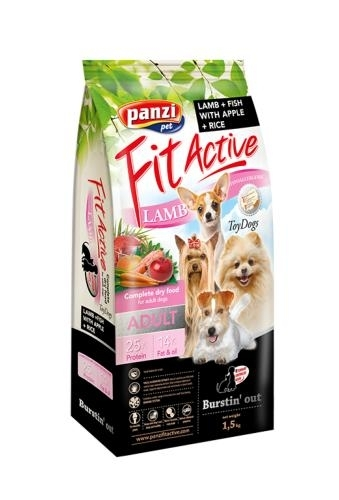 Panzi Fit Active Toydogs kutyatáp