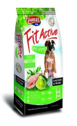 Panzi Fit Active Puppy kutyatáp (2x15kg)