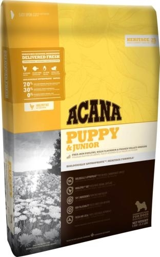 Acana Puppy Junior kutyatáp (2x17 kg)