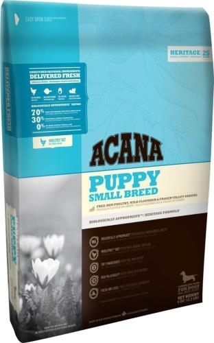 Acana Puppy Small Breed kutyatáp (2x6 kg)