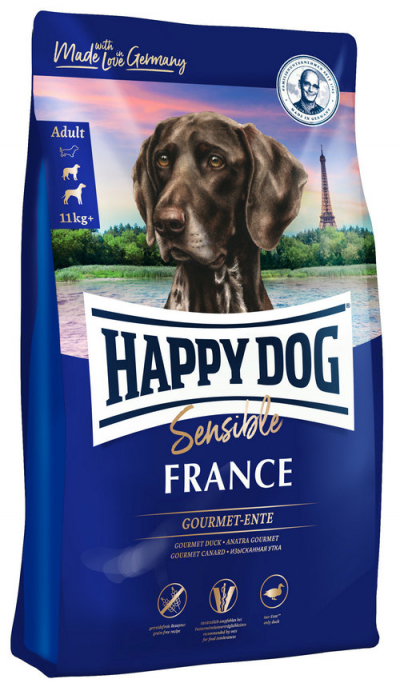 Happy Dog Supreme Sensible Mini France táp kutyának, happy dog kutyatáp