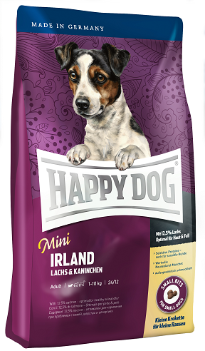 Happy Dog Supreme Sensible Mini Irland táp kutyának, happy dog kutyatáp