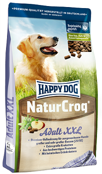 Happy Dog NaturCroq XXL táp kutyáknak, happy dog kutyatáp