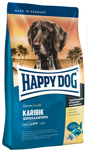 Happy Dog Supreme Sensible Karibik táp kutyának, happy dog kutyatáp