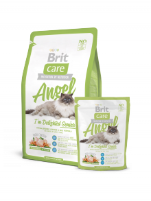 Brit Care Cat Angel I'm Delighted Senior macskatáp