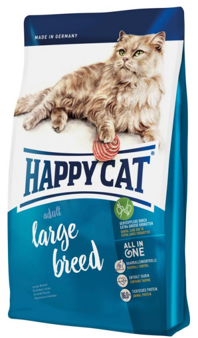 Happy Cat Fit & Well Adult Large Breed macskatáp