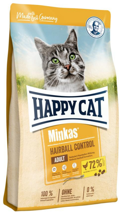Happy Cat Minkas Hairball macskatáp