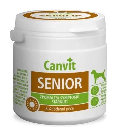 Canvit Senior tabletta (500 g)